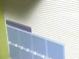 installing subway tile backsplash in kitchen kitchen installing a glass tile backsplash how to install img how