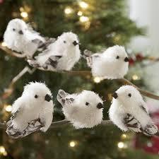 Christmas Tree Ornament Birds by 24 Best Bird Ornaments Doves U0026 White Birds Images On Pinterest