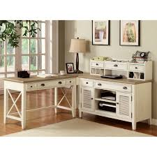 White Gloss Corner Desk Pottery Barn Corner Desk Hutch Best Home Furniture Decoration
