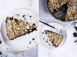 chocolate and hazelnut cake with rosemary sugar by nigel slater
