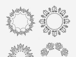 ornaments drawings free vectors ui
