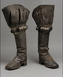 shoes s boots pair of s theatrical boots european 2nd half of 1800s the