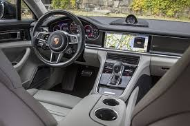 porsche panamera inside 2017 porsche panamera drive the brand s best sedan yet
