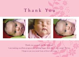 baby thank you cards pink photo baby thank you cards pink flowers thank you cards