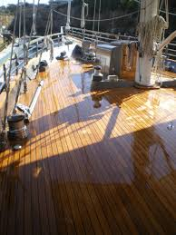 prefabricated teak decks sydney harbour boat builders