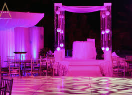wedding arches rental miami acrylic lucite wedding chuppah canopy rentals miami south