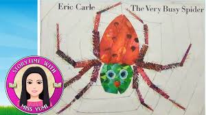 the very busy spider by eric carle stories for kids children u0027s