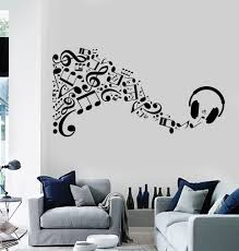 Graffiti Wall Art Stickers Wall Sticker This Would Look Awesome In Our Future Music Room