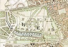 Where Is Kensington Palace Royal Parks Of London Wikipedia