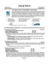 enchanting software qa resume samples 45 with additional free
