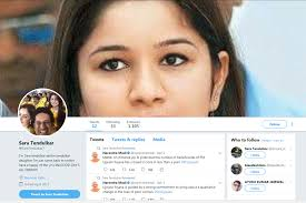 tendulkar twitter remove fake accounts arjun sara