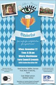 Foundation For Fighting Blindness Oktoberfest Fundraiser Planned To Fight Blindness The Manchester