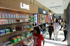 Line Store Line Friends Store Opens In Jeju To Attract International