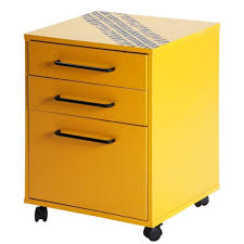 Yellow Metal Filing Cabinet File Cabinets Outstanding Yellow File Cabinet 6 Yellow Metal
