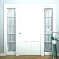Curtains For Doors With Windows Side Door Window Curtains Front Entry Draping Curtains Side Door