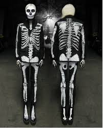 Halloween Costume Skeleton Diy Halloween Skeleton Costume Halloween Diy