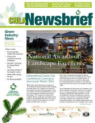 cnla autumn newsbrief by canadian nursery landscape association
