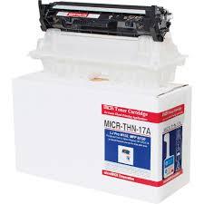 Toner Mcm micromicr micr toner cartridge alternative for hp cf217a black