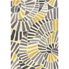 Yellow Outdoor Rug Rugs Curtains Amazing 8 Ft X 10 Ft Grey Yellow Geometric Indoor