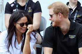 Meghan Markle Toronto Address by Prince Harry And Meghan Markle Holding Hands And Sitting Side By