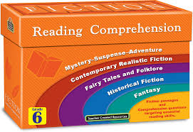 5th grade fiction reading passages fiction reading comprehension cards grade 6 tcr8876