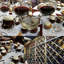 the winos u0027 wine guide landon winery and nothing bundt cakes wine