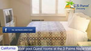 California travel mattress images 3 palms napa valley hotel suites at the napa river napa hotels jpg