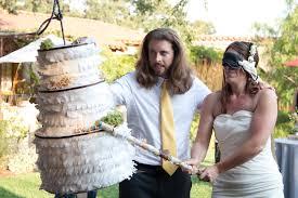 wedding cake pinata cake pinata