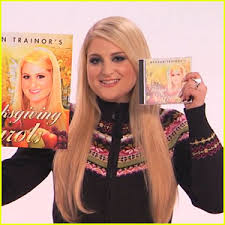 meghan trainor belts out awkward thanksgiving carols here