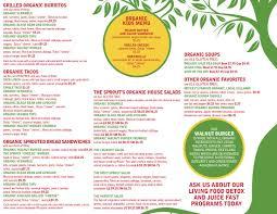 menus healthy restaurant and vegetarian food charleston sc