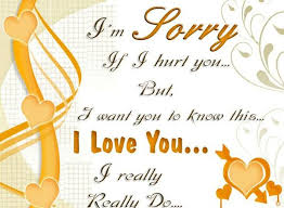 sorry messages for husband 365greetings