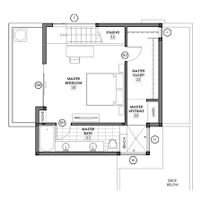 small house floorplans floor plan option 4 the shower second modative