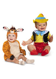 Pinocchio Halloween Costume Disney Pinocchio Bambi Baby Boys Costume Disney Costumes