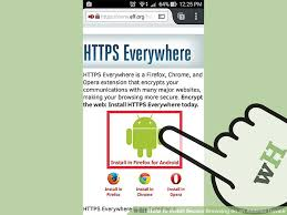 secure android how to install secure browsing on an android device 10 steps