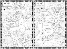 Shannara Map Werthead Atlas Of Ice And Fire Page 8