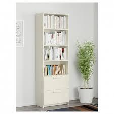 bookshelf ikea tall narrow bookcase with drawers on bottom book