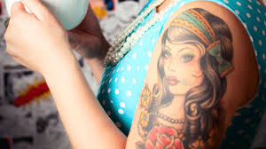 tattoos for women on shoulder tattoos for older women u2013 a surprising new trend
