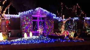 pictures of front yards lighted outdoor christmas angels