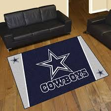 Dallas Cowboys Area Rug Cowboys 5x8 Rug