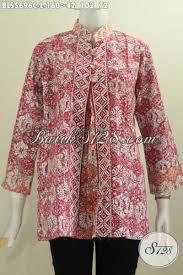 desain baju batik untuk acara resmi juragan baju batik solo online pakaian batik modis halus desain