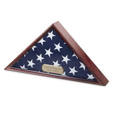 Virgin Islands Flag Flag Box