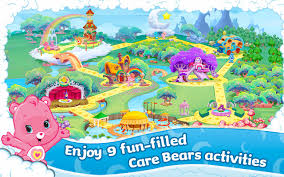 care bears rainbow playtime amazon uk appstore android