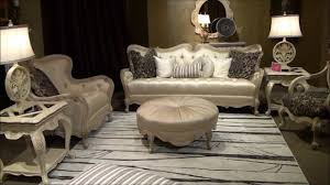 lavelle living room sofa set by michael amini aico home lavelle living room sofa set by michael amini aico home gallery stores youtube