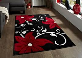 Red White And Blue Rugs Red Black And White Rug Rugs Decoration