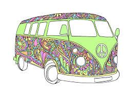 van volkswagen hippie volkswagen busjes