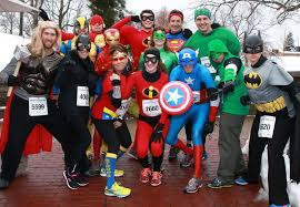 the costumes of manchester road race hartford courant