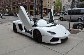 2014 Lamborghini Aventador - 2014 lamborghini aventador roadster cars bianco isis white
