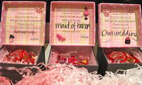 will you be my of honor ideas will you be my bridesmaid