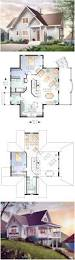 517 best plans de maisons images on pinterest homes floor plans