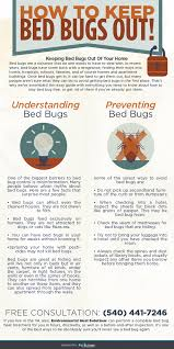 Can Bed Bugs Live On Cats How To Keep Bed Bugs Out Infographic Environmental Heat